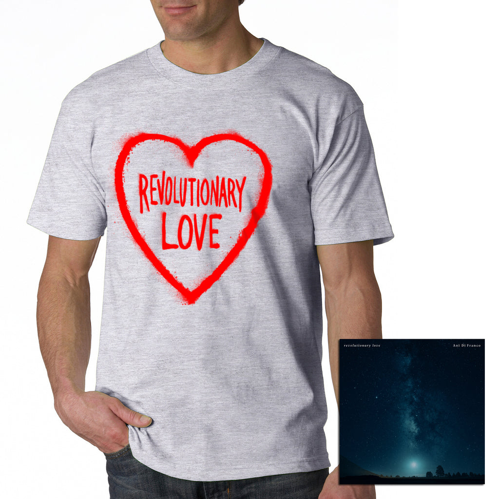 Revolutionary Love T-Shirt Bundle