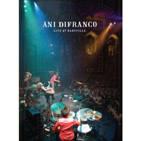 Ani DiFranco Live at Babeville DVD