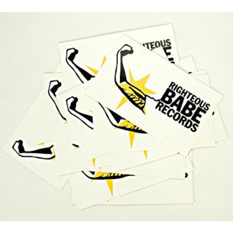rbr muscle sticker