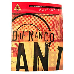 Best of Ani DiFranco Songbook (Guitar)