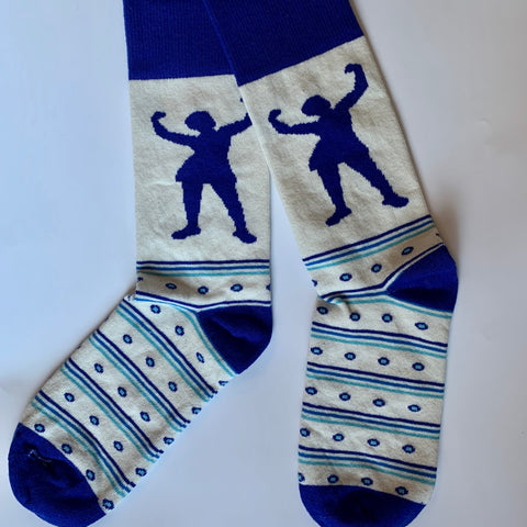Righteous Babe Crew Socks