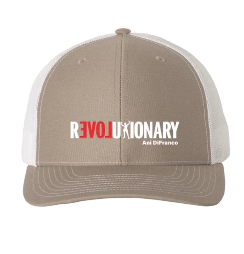 Trucker Cap - Revolutionary Love
