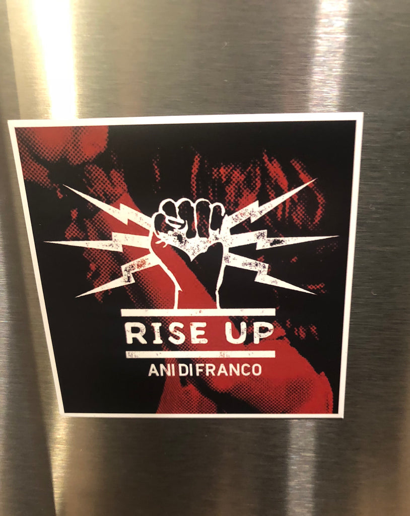 Rise Up Magnet