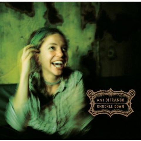Ani DiFranco-Knuckle Down