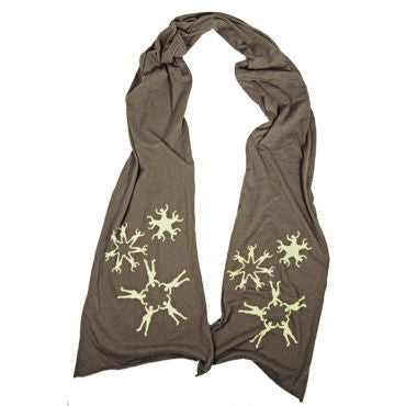 Babeflakes Scarf