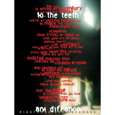 To the Teeth Poster