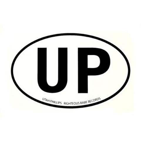 up auto sticker