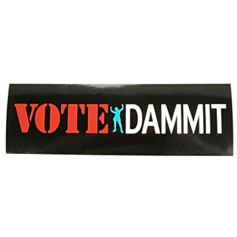 vote dammit!