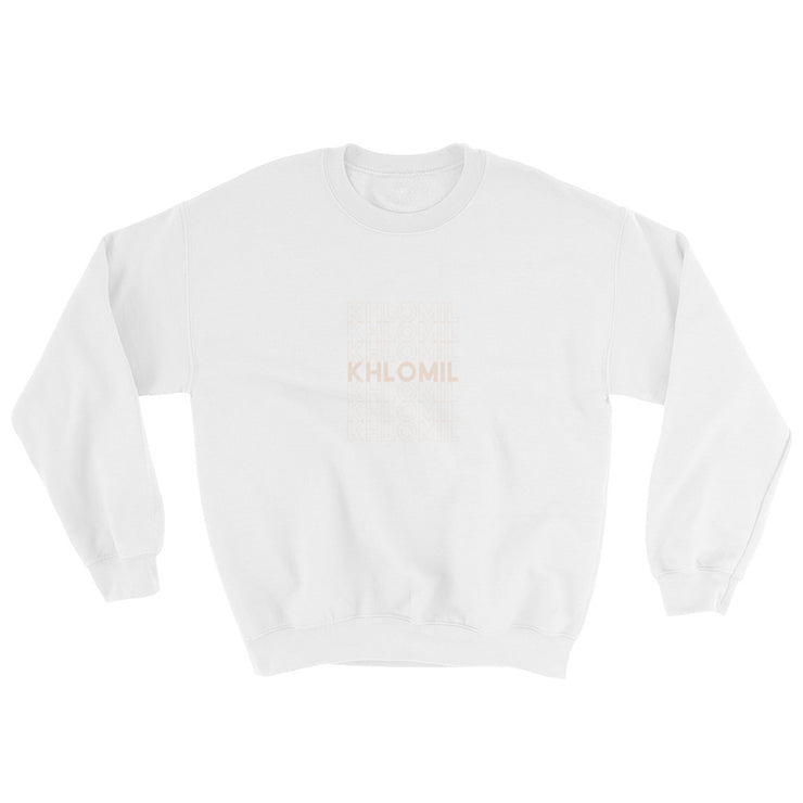 Men's Khlomil Thank You Sweatshirt