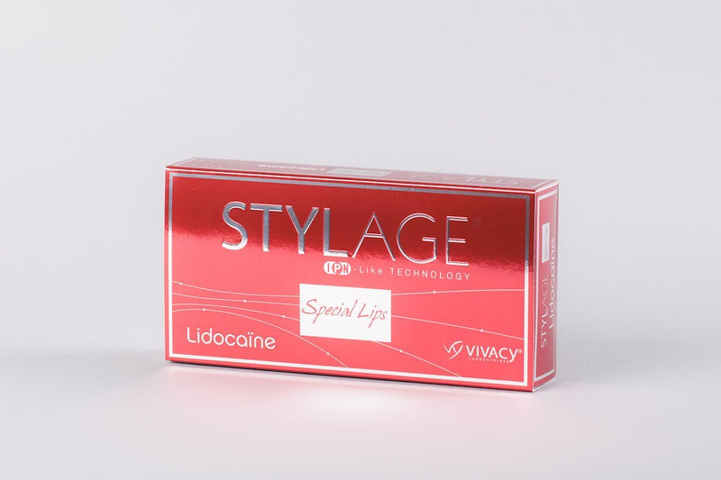 STYLAGE® Special Lips Lidocain 1 x 1 ml Dermal Filler Vivacy