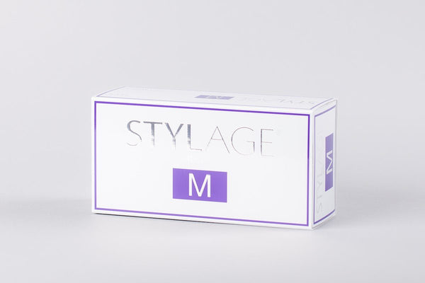STYLAGE® M 2 x 1 ml Dermal Filler Vivacy