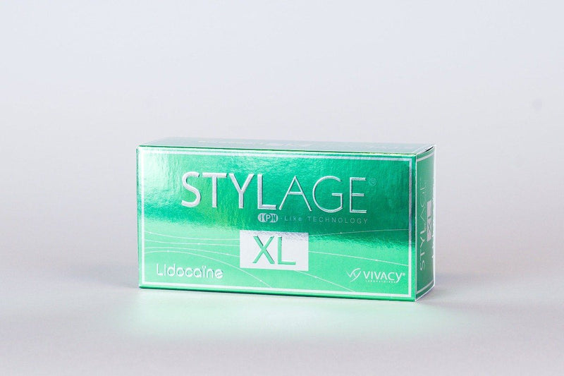 STYLAGE® XL Lidocain 2 x 1 ml Dermal Filler Vivacy