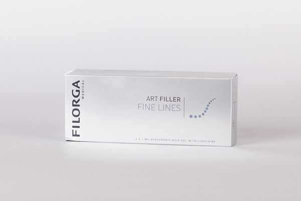 Fillmed Art Filler® Fine Lines 2 x 1 ml Dermal Filler Filorga