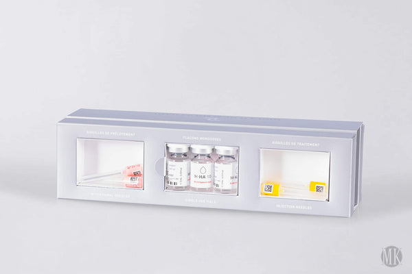 Fillmed product line dermal filler