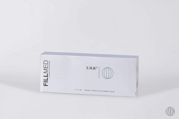 Fillmed X-HA3® | 1 x 1 ml Dermal Filler Filorga