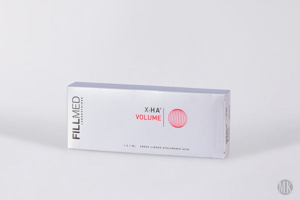 Fillmed X-HA® Volume 1 x 1 ml Dermal Filler Filorga