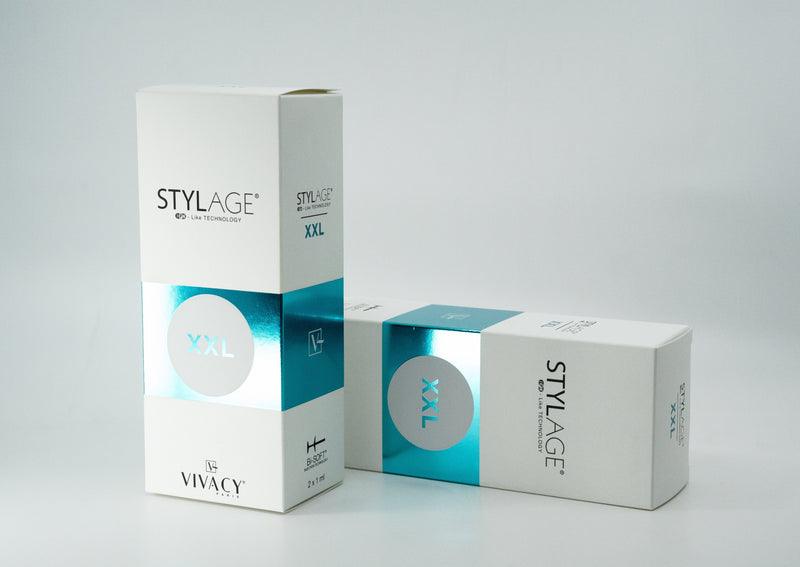 STYLAGE® XXL Bi-Soft 2 x 1 ml Dermal Filler Vivacy