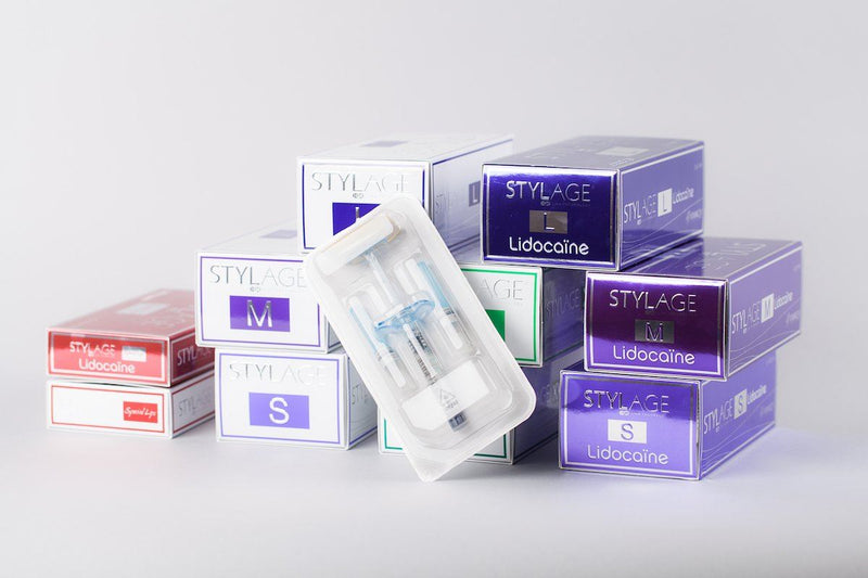 STYLAGE® L 2 x 1 ml Dermal Filler Vivacy