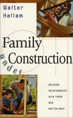 Family Under Construction Covert Art
