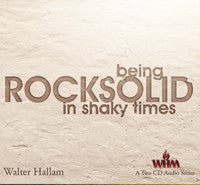 Being Rocksolid in Shaky Times