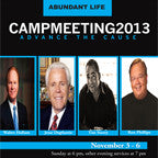 Campmeeting: Advance the Cause