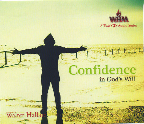 Confidence in God's Will