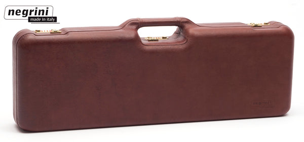 Negrini Two OU/SxS Luxury Shotgun Hunting Skeet Travel Case 1670PL/4773 - Sporting Classics Store