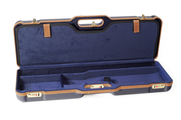 Negrini Two OU/SxS Deluxe Shotgun Hunting Skeet Travel Case 1670LX/4973 - Sporting Classics Store