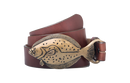 The Flounder Belt Buckle - Sporting Classics Store