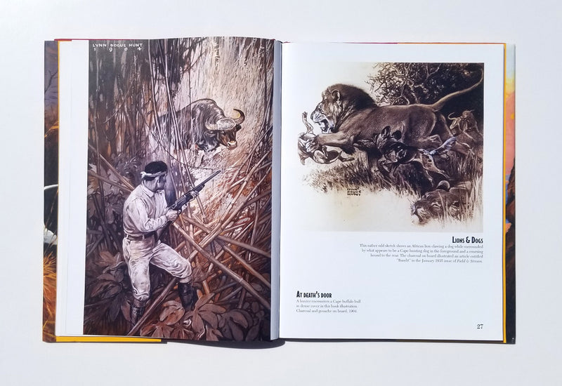 Lynn Bogue Hunt: Angler, Hunter, Artist Collector's Edition