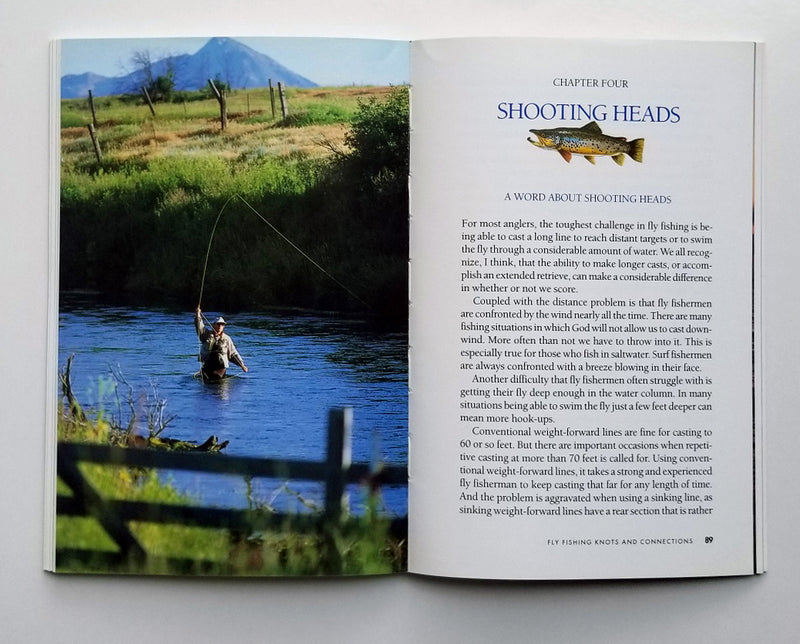 Fly Fishing Knots and Connections