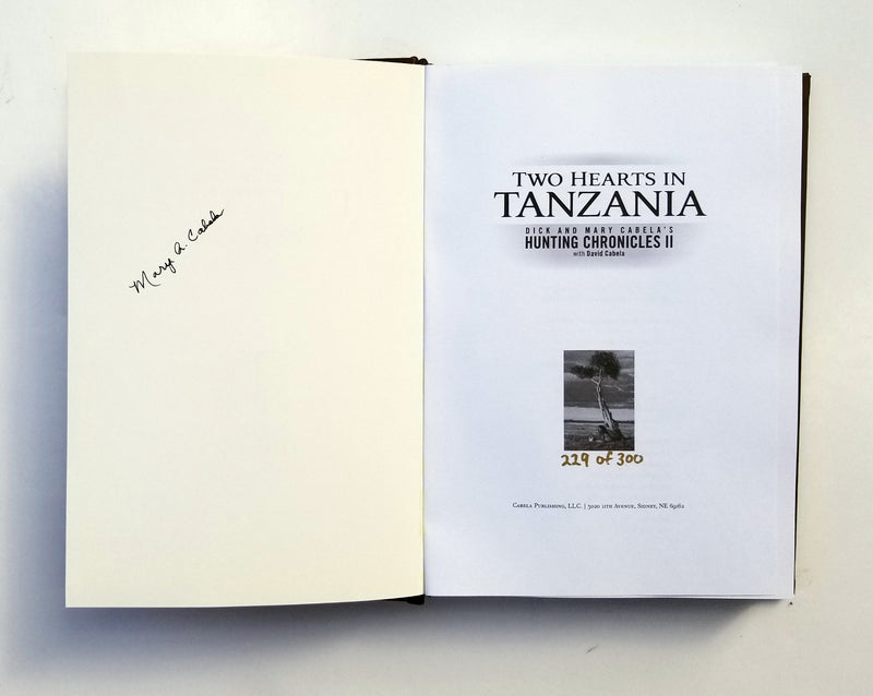 Two Hearts in Tanzania Deluxe