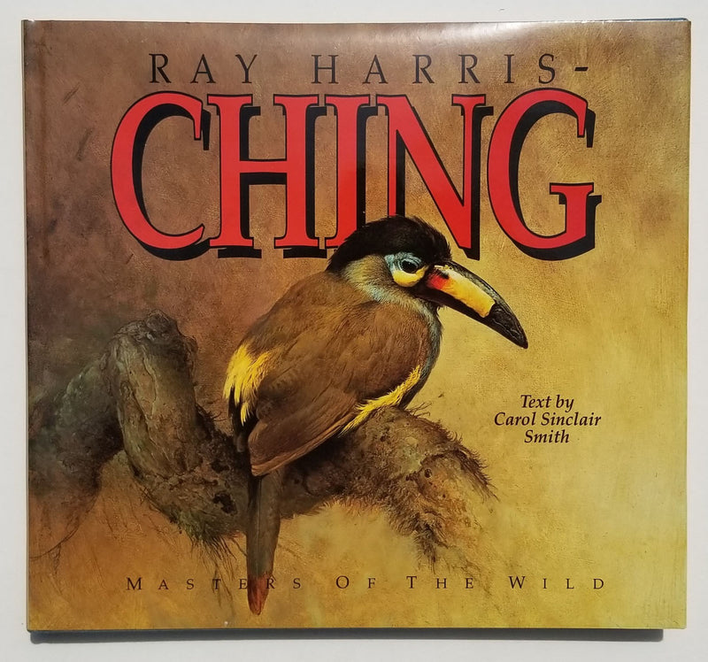Ray Harris Ching -  Journey of an Artist