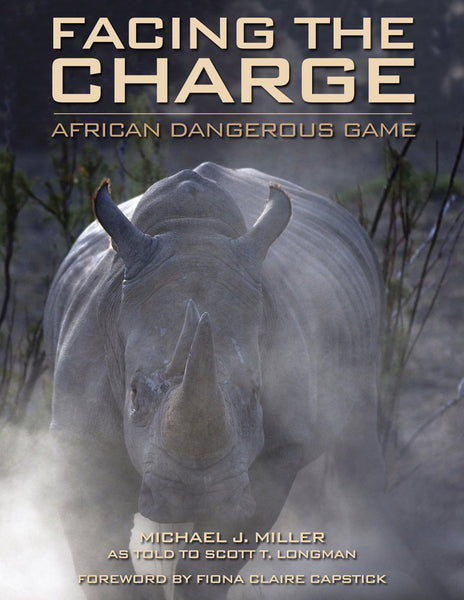 Facing the Charge African Dangerous Game- Softcover - Sporting Classics Store