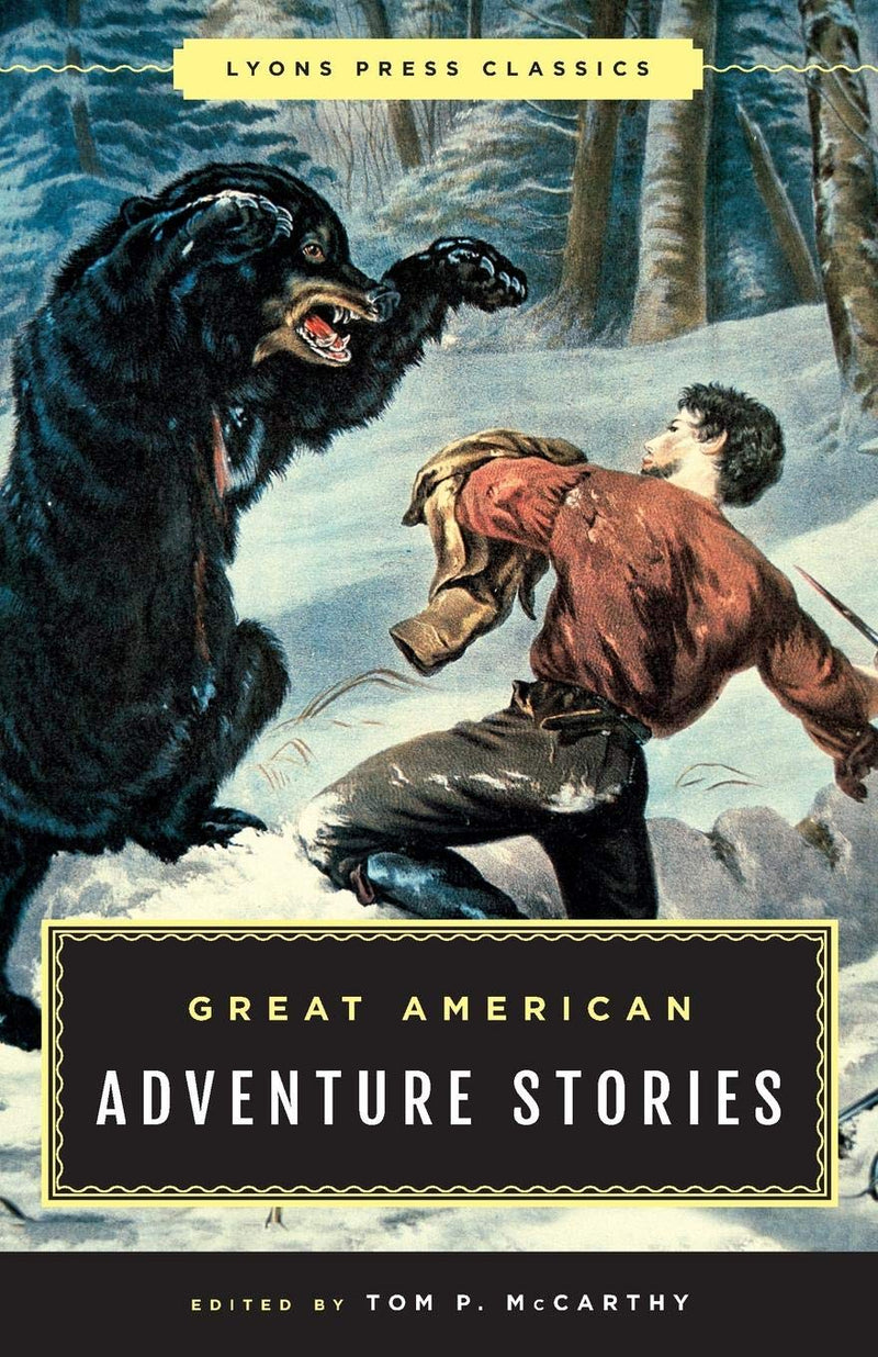 Great American Adventure Stories - Sporting Classics Store