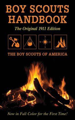 Boy Scouts Handbook - Sporting Classics Store