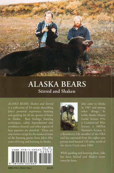 Alaska Bears: Stirred and Shaken - Sporting Classics Store