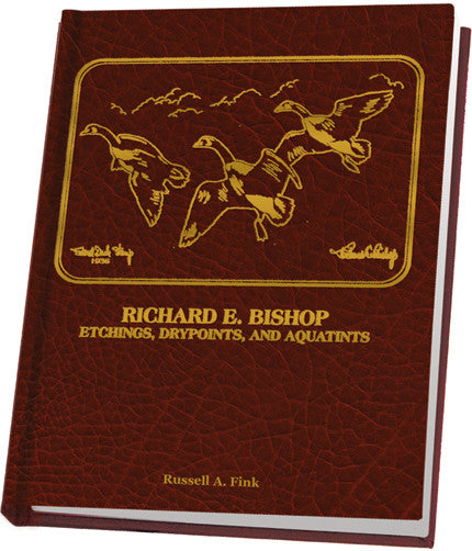 Richard E. Bishop – Etchings, Drypoints and Aquatints - Sporting Classics Store