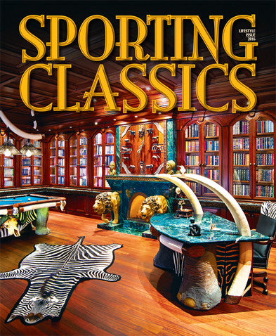 2016 - 3 - Lifestyle Issue - Sporting Classics Store