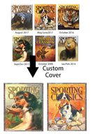 Custom Cover Blanket - Pick A Cover! - Sporting Classics Store