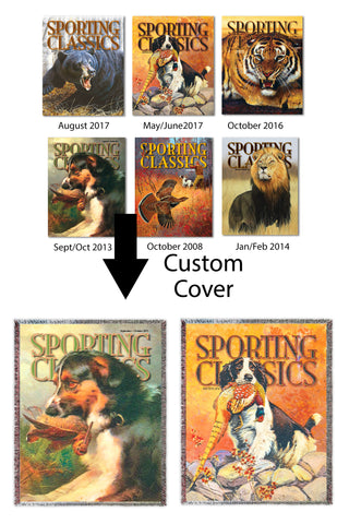 Custom Cover - Classic Covers - Sporting Classics Store