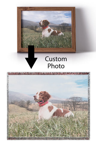 Custom Blanket: Send Us Your Photo! - Sporting Classics Store