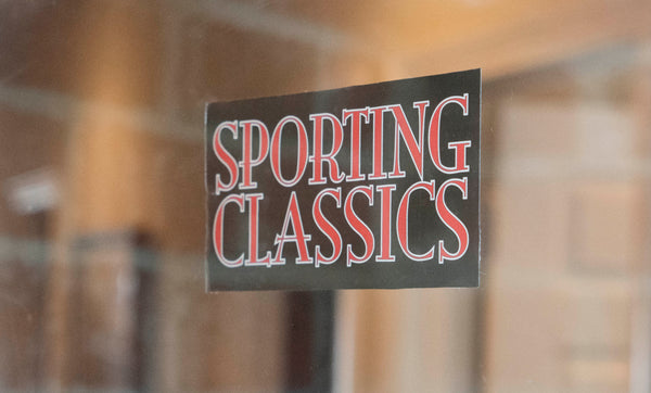 Inside Logo Sticker - Sporting Classics Store