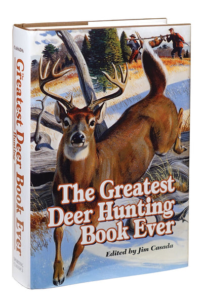 The Greatest Deer Hunting Book - Collector's Edition - Sporting Classics Store
