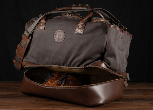 Wellington Lodge Duffle - Sporting Classics Store