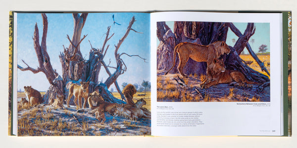 King of Beasts: A Study of the African Lion - Collector's Edition