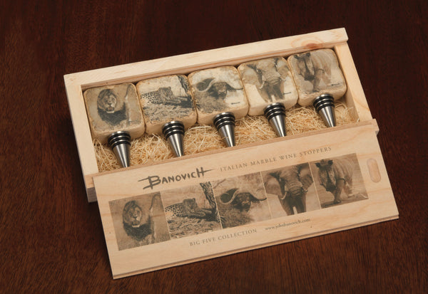 Banovich African Wine Stoppers - Sporting Classics Store