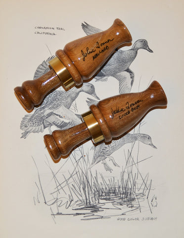 Ancient Cypress Duck Calls - Sporting Classics Store