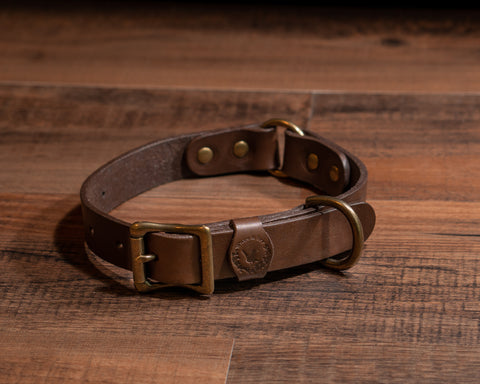 Whiskey Dog Collar - Sporting Classics Store