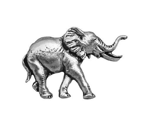Elephant Pewter Pin - Sporting Classics Store